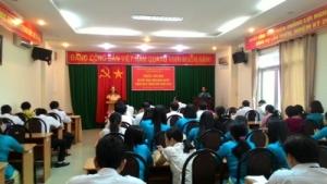 Hội nghị sơ kết công tác Đảng 6 tháng đầu năm 2016
