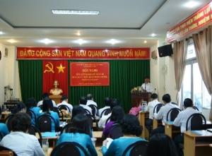 Hội nghị tổng kết công tác Đảng năm 2016