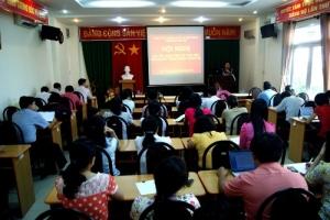 Học tập, quán triệt, triển khai Nghị quyết Trung ương 10, khóa XI