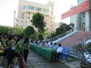 Giao lưu thể thao, văn nghệ mừng Đảng, mừng Xuân Bính Thân 2016