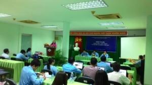 Hội nghị cán bộ, công chức, viên chức và người lao động năm 2017