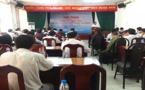 Hội thảo về an toàn, an ninh thông tin mạng